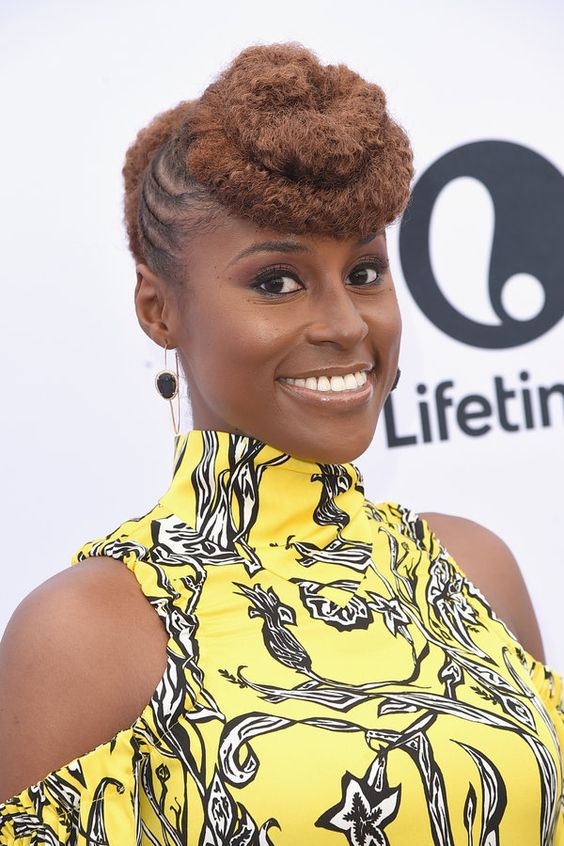 Issa Rae red carpet