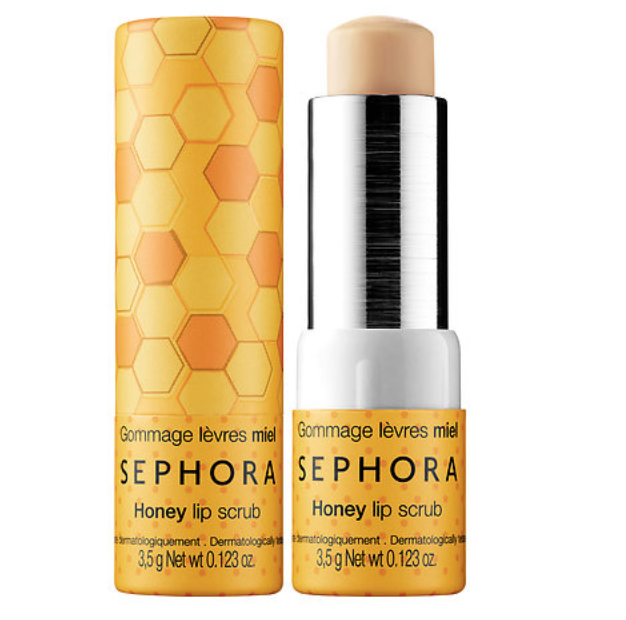 gommage miel lèvres sephora
