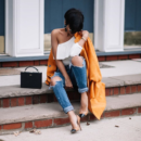 femme noire, look, tendance