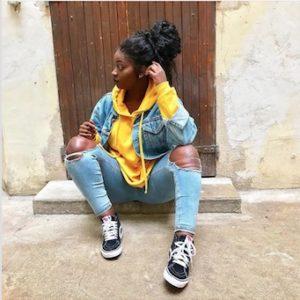 vans sk8-Hi femme noire Black woman