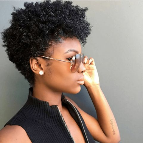 Inspiration 20 coupes courtes adopter Ma Coiffeuse Afro