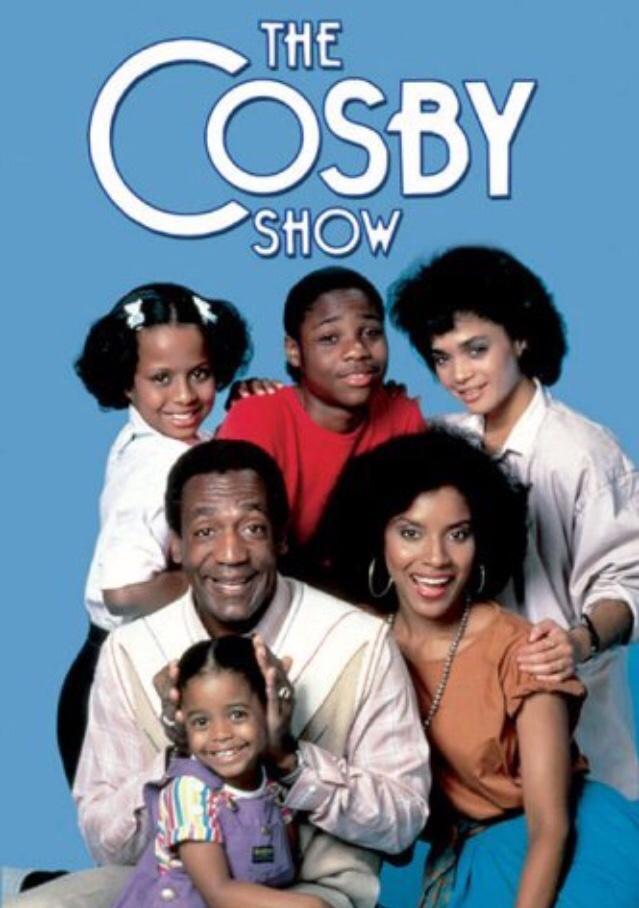 Cosby show, séries préférées des années 1990 à maintenant