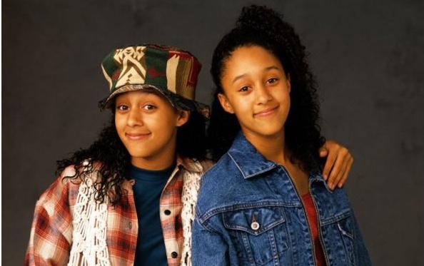 Sister, Sister, jumelles