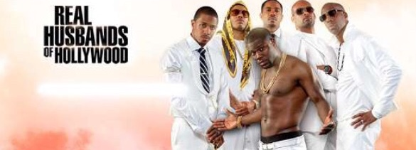 Kevin Hart, Nick Cannon, Nelly, The real husbands of Hollywood