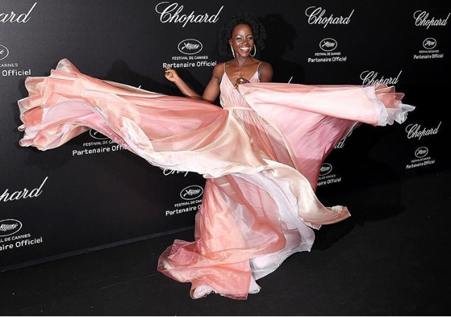 Lupita Nyong'o, looks préférés, festival de Cannes
