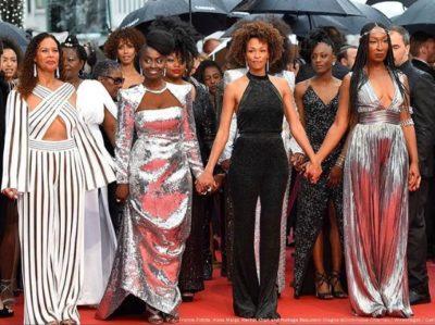 Noire n'est pas mon métier, festival de Cannes