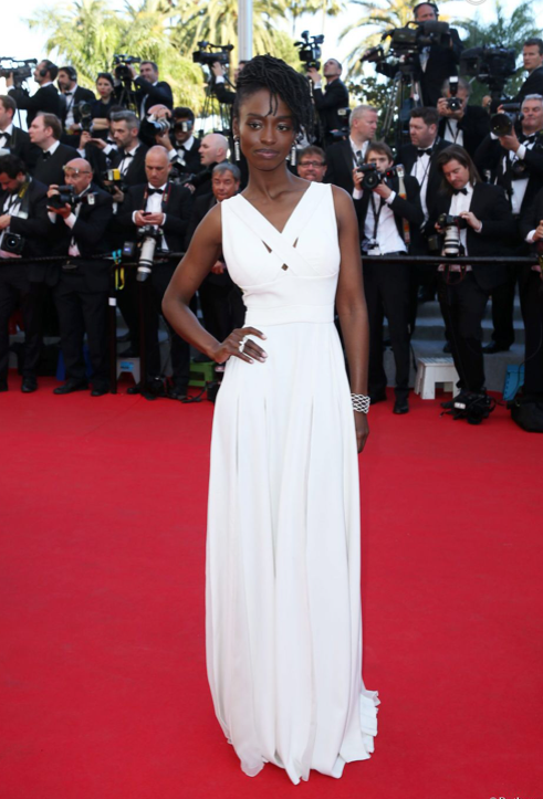 Aïssa Maïga, festival de Cannes, looks préférés