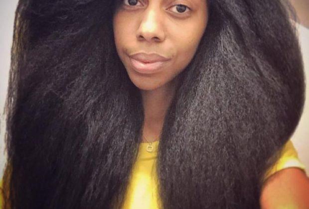 Cheveux frise long